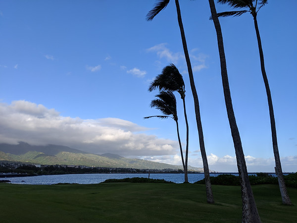 Stayed at Maui Beach resort in Kahului for 2 nights