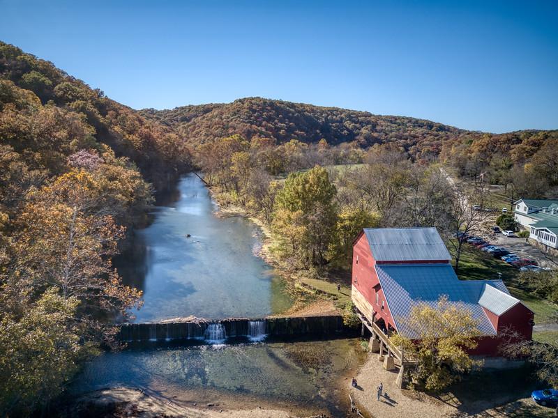Rock Bridge Mill