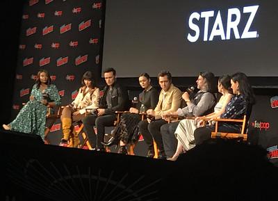 Outlander Panel