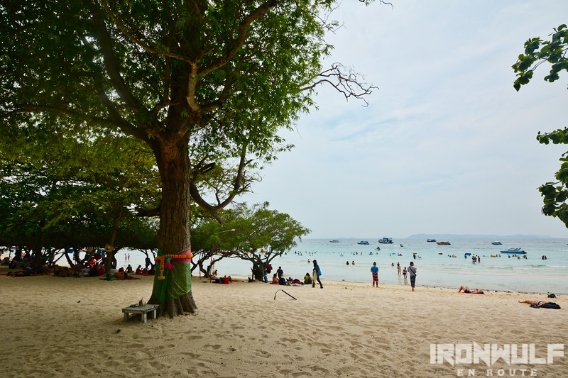 Hardtien beach