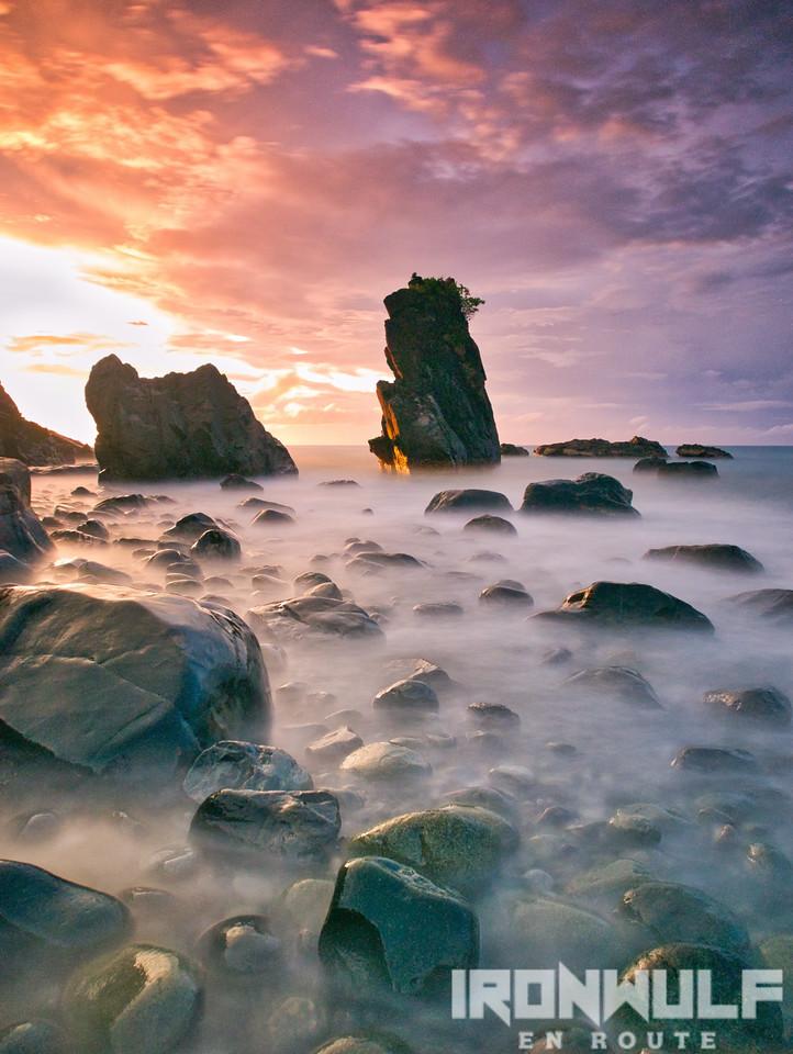 Dipaculao Ampere Beach