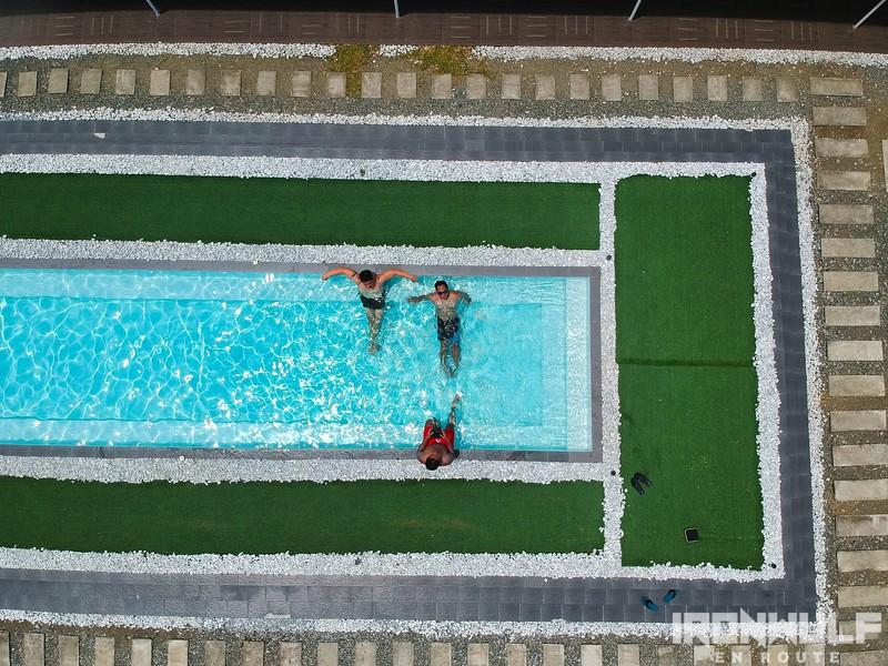 Pool at L'Sirene