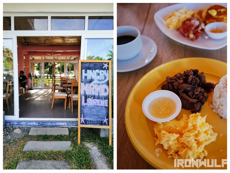 HNGY MRMD Wagyu Tapa and Surfer's Breakfast