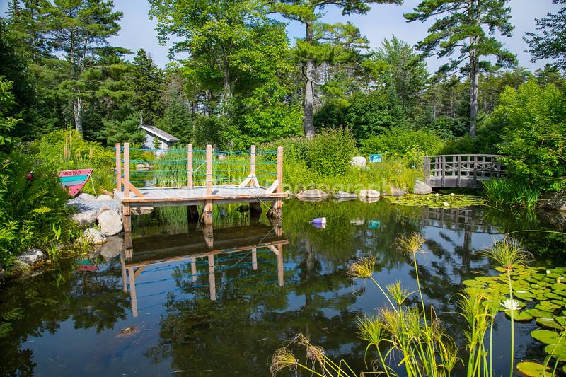 Booth's Bay Botantical Gardens 2018