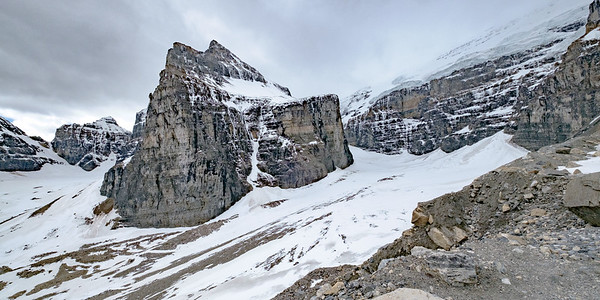 One final look at the glaciers.