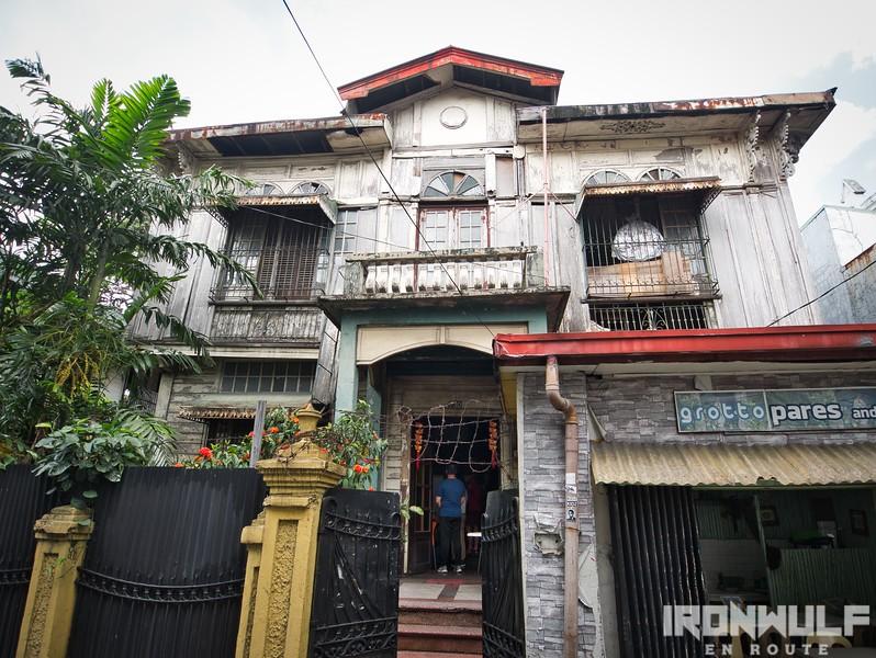 The Casa Consulado
