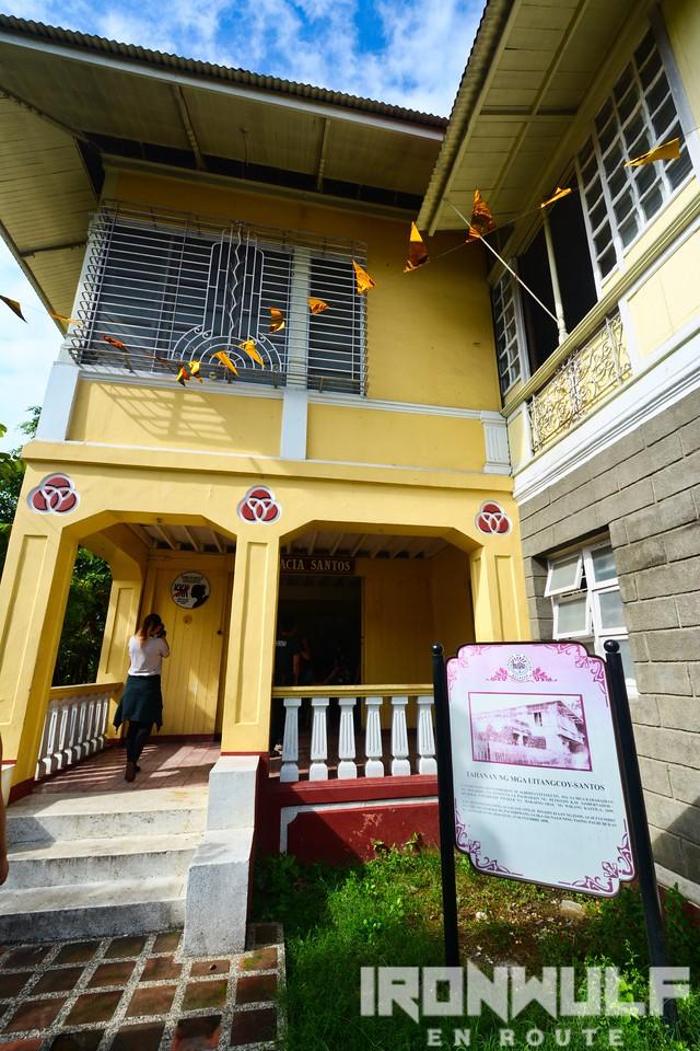 Uitangcoy-Santos House
