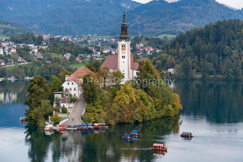 Lake Bled Slovenia 2018