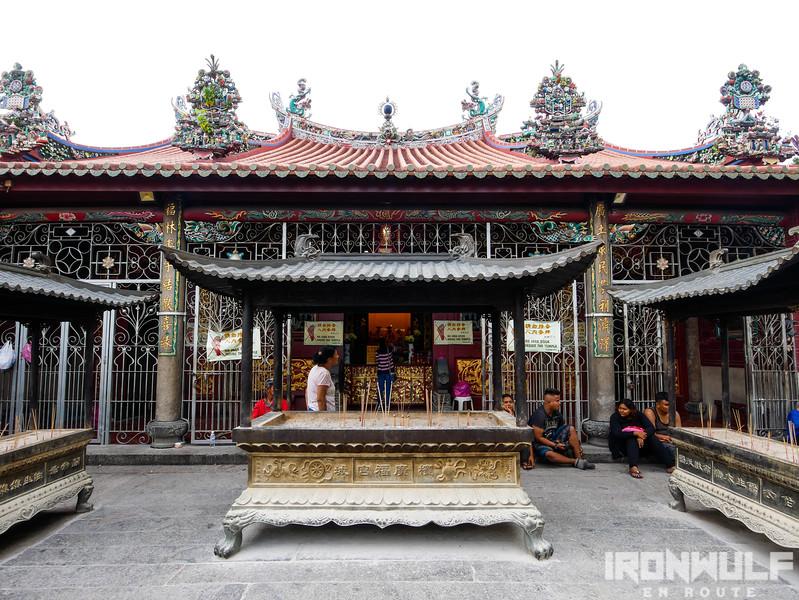 The Taoist Goddess of Mercy Temple