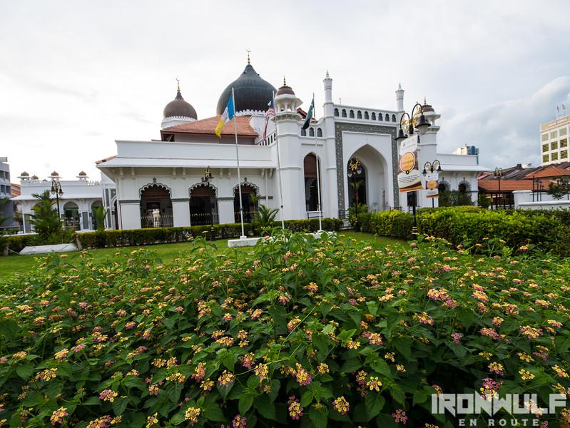 The Kapitan Keling mosque
