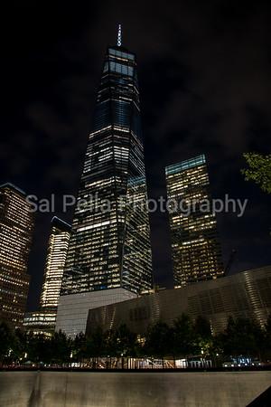 New York City August 2018