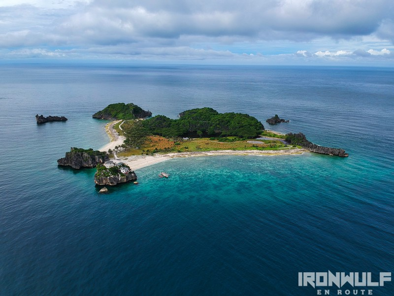 Target Islet is also known as Alibatan Island