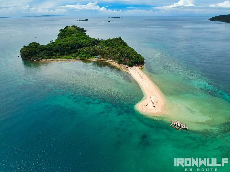 Oriental Mindoro   Island Hopping in Bulalacao