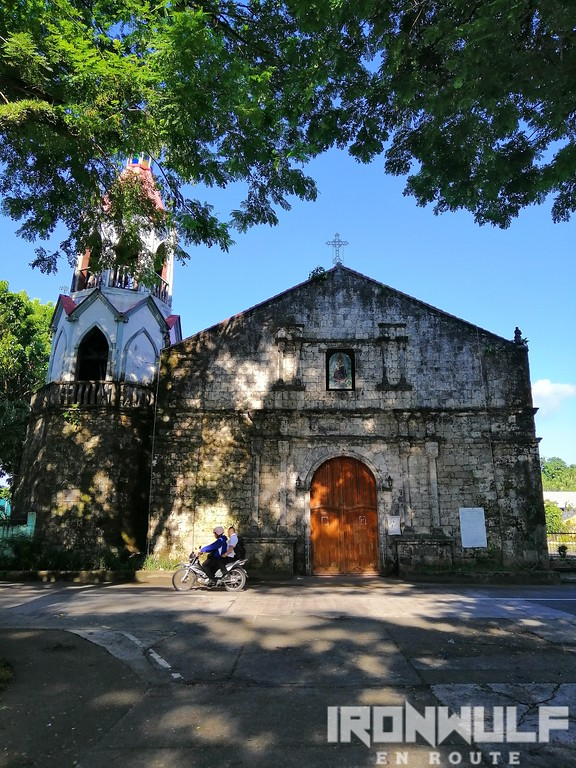 Malitbog Roman Catholic Church or Sto Nino Parish