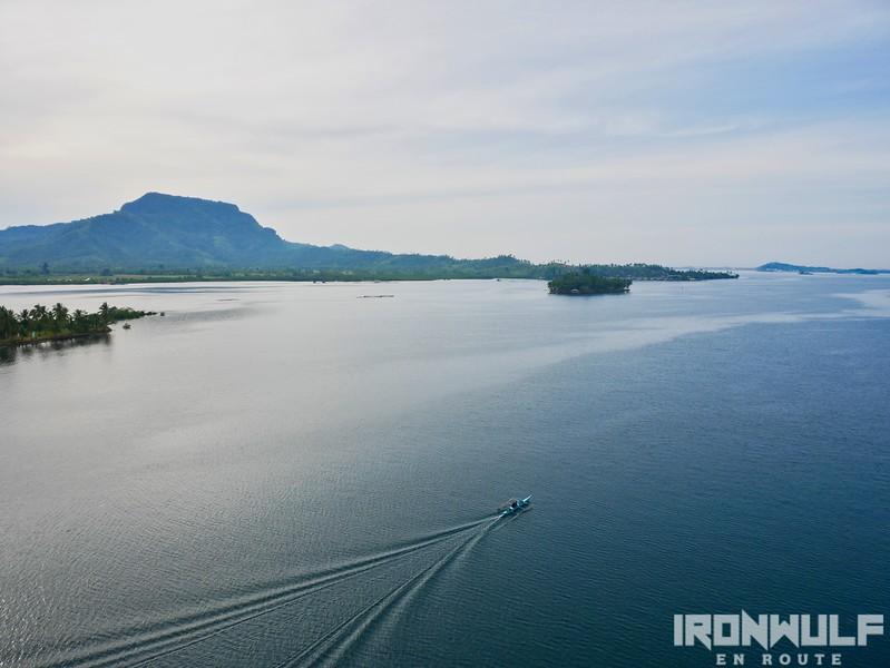 The San Juanico Strait