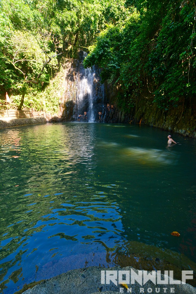 Taktak Falls in Sta Monica