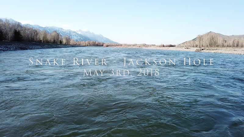 Jackson Hole - Snake River