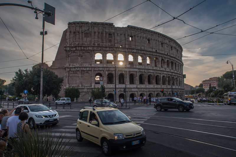 Colosseum - Rome - Italy (September 2018)