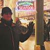 Jeff at Pike Place Market