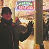 Jeff at Pike Place Market