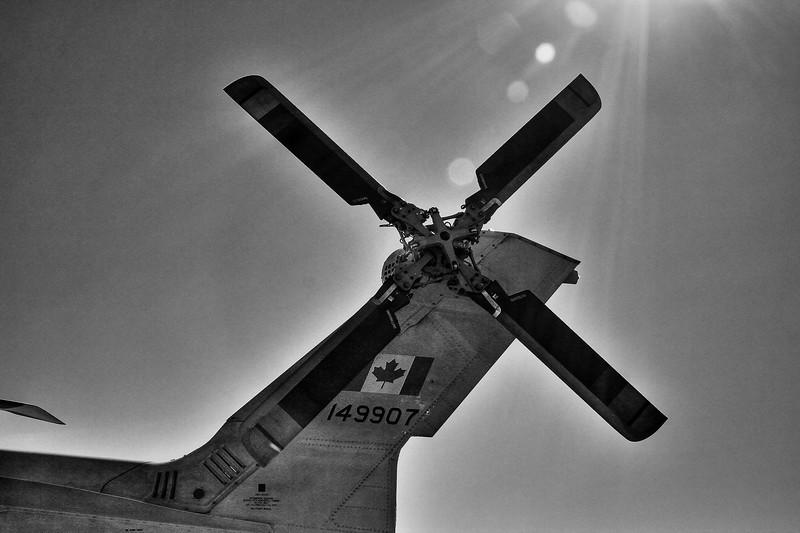 CH-149 Cormorant (Search & Rescue)