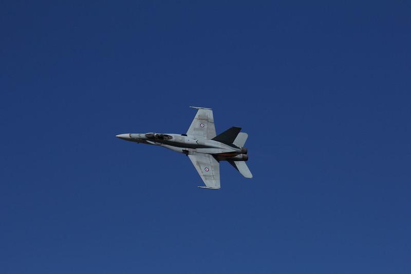 Canadian CF-18 Hornet