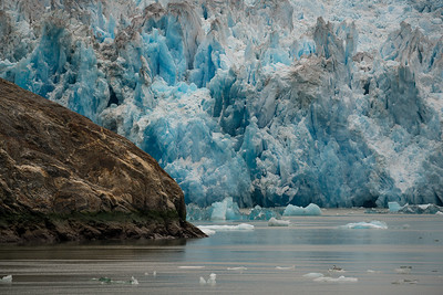 Uncruise in Inside Passage of Alaska on Safari Endeavour, Sep 2-8th, 2019. Cruise through Tracy Arms to reach Sawyer Glacier