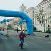 Vienna Marathon Finish Line