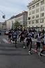 Vienna Marathon - the front runners.