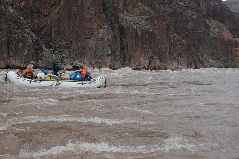 Lots of rapids