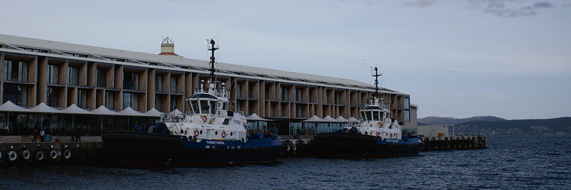 Hobart - A working harbour