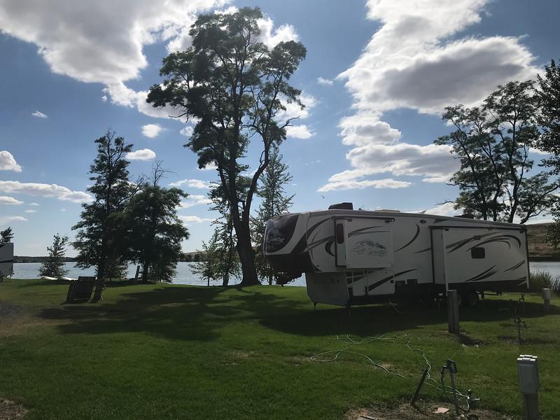 Sprague Lake RV Resort - Sprague, WA