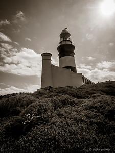 Lighthouse Cape Agulhas