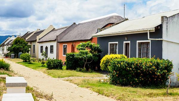 Moravian Cottages