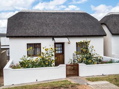 Moravian cottage