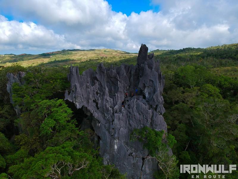 The monolithic karst Igbaclag