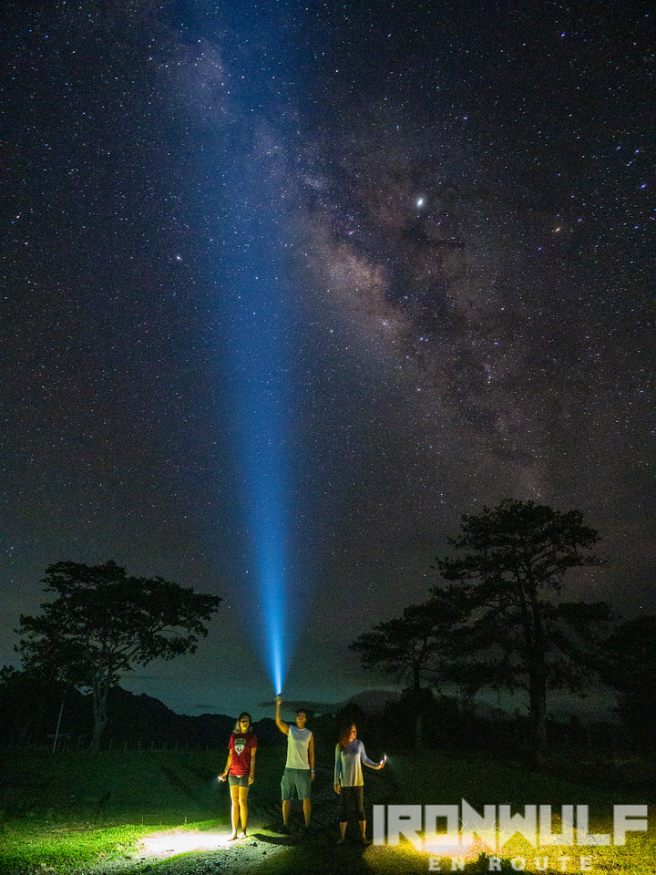Milkyway chasers at Aningalan