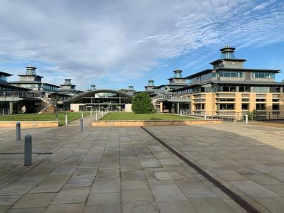 Isaac Newton mathematics Institute, Cambridge University.
