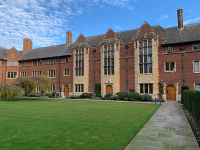 Jesus College, Cambridge University.