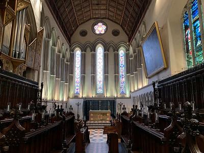 Jesus College (chapel), Cambridge University.