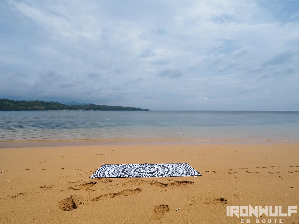 The Tesalate Beach Towel
