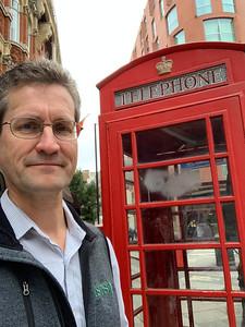 David in London.