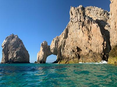 El arco del Los Cabos, Mexico.