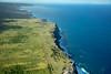Molokai coast near Kalaupapa