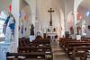Inside St. Francis Church, Kalaupapa