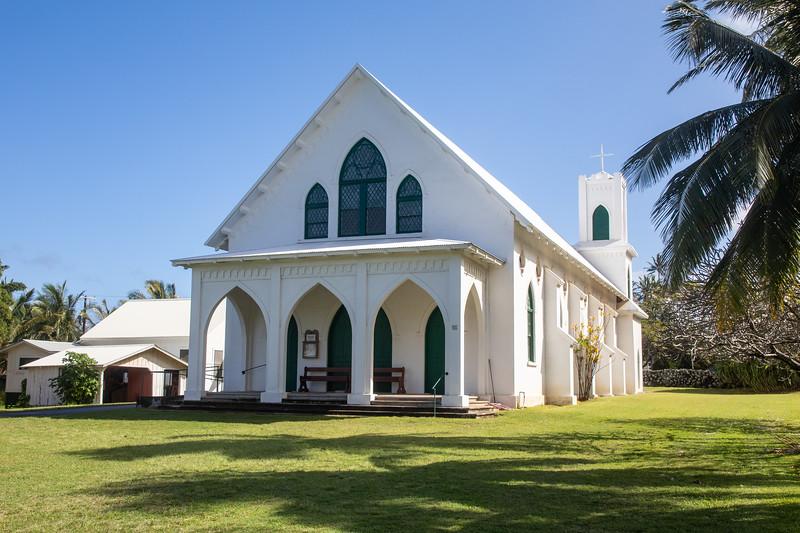 St. Francis Church, Kalaupapa