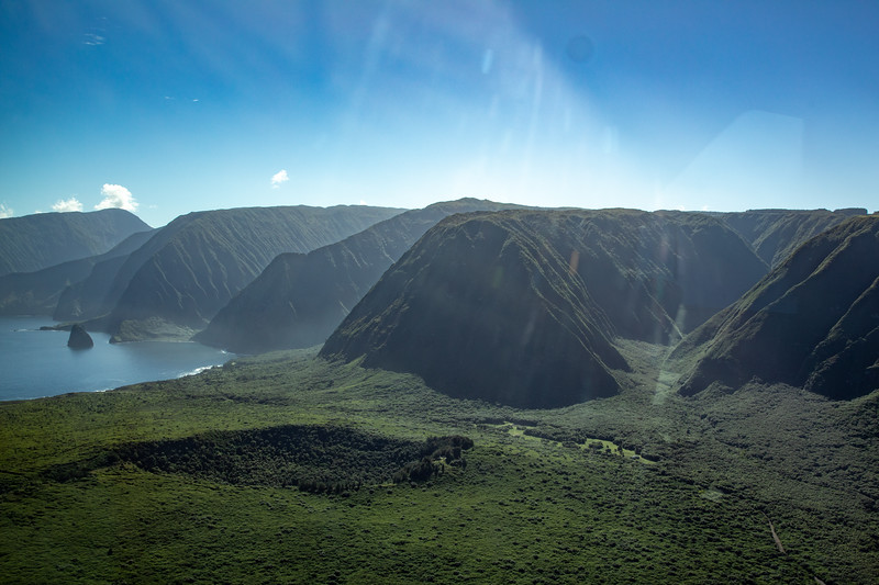 Kalaupapa Crater, Kalaupapa National Historic Park