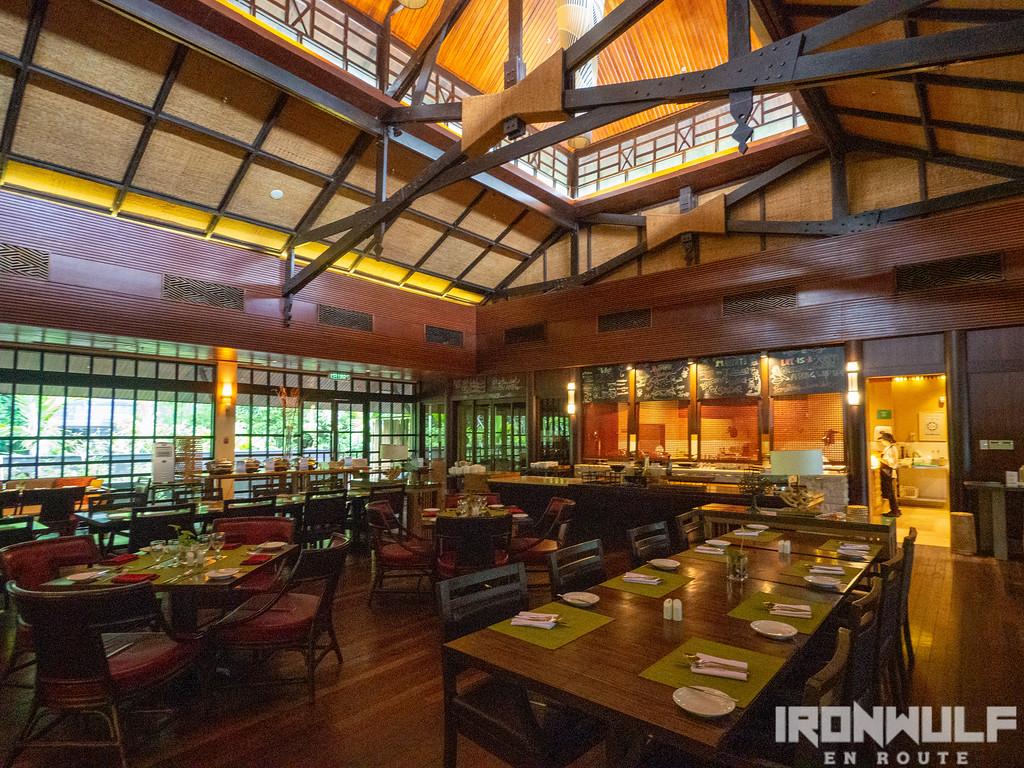 Inside M Cafe