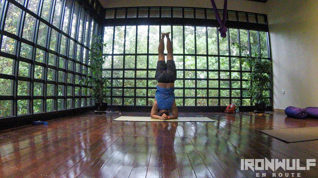 My yoga practice