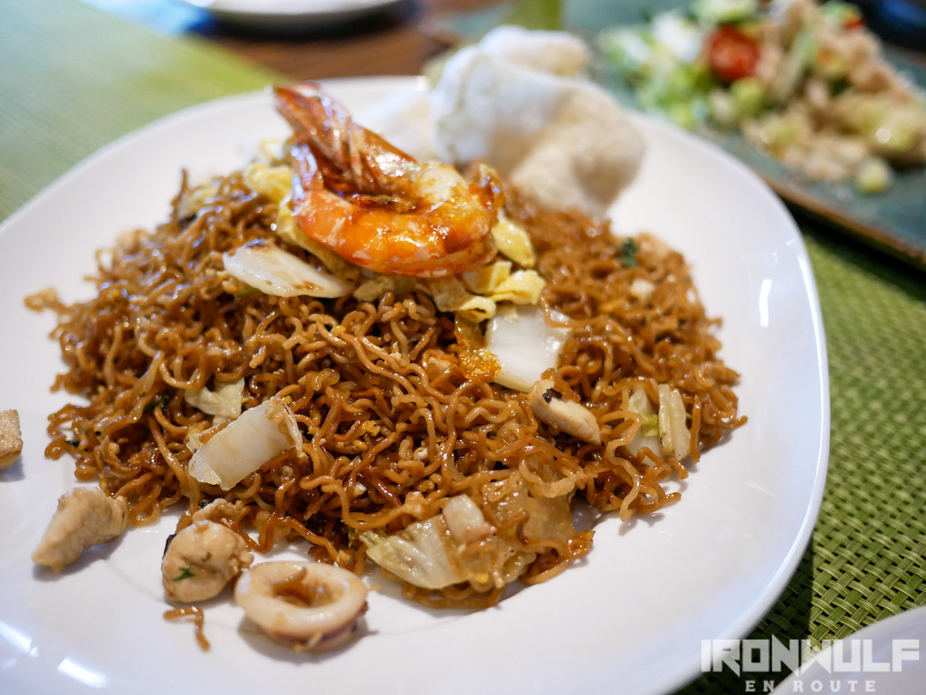 Fried Mee Kolo